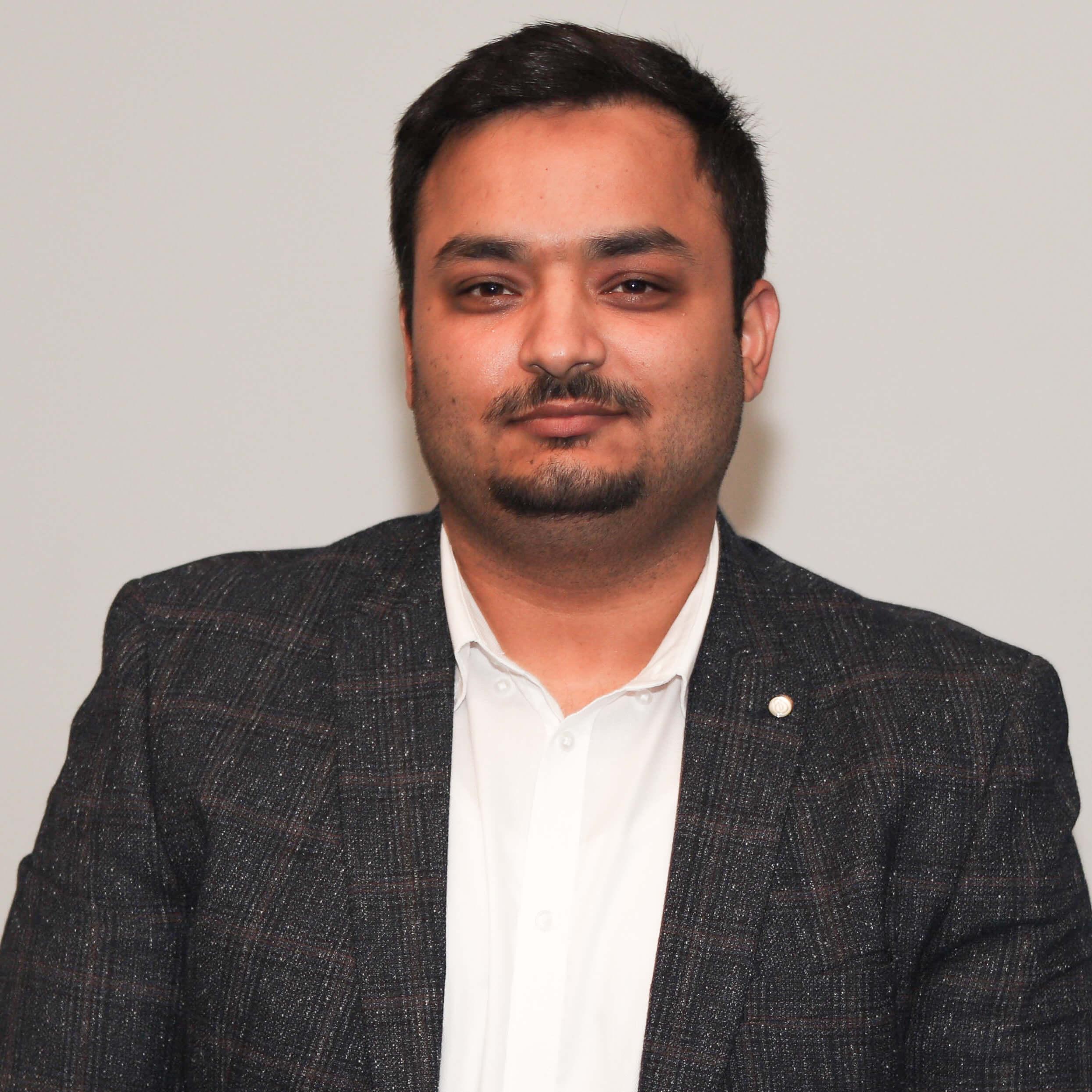 Mubeen Ahmad - AGM 2019