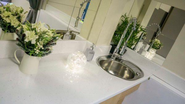Burslem Centre - Beauty Room Sink