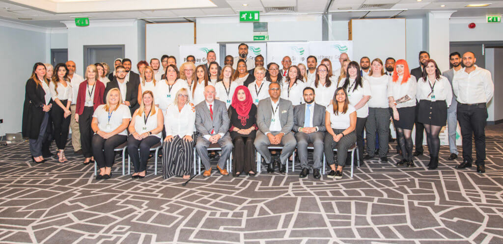 Pathway Group - Team Photo - AGM 2019