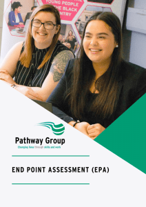 End Point Assessments