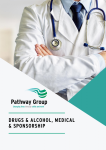 Drugs & Alcohol, Medical & Sponsorship