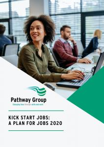Kickstart Jobs A Plan for Jobs 2020