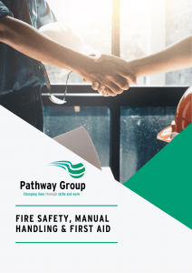 Pathway Group PTS Fire Safety, Manual Handling, First Aid