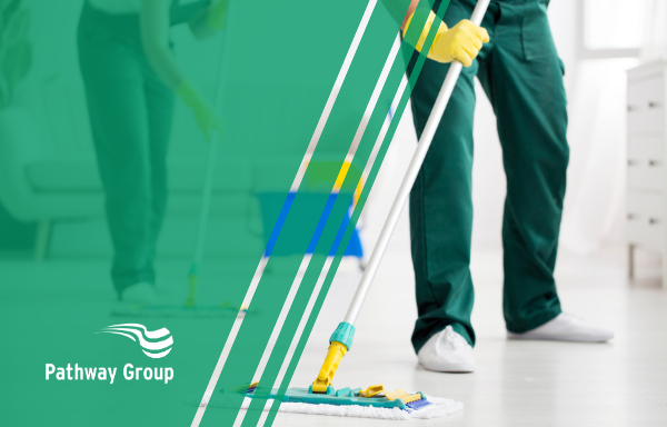 Level 2 Certificate in Cleaning and Support Services Skills