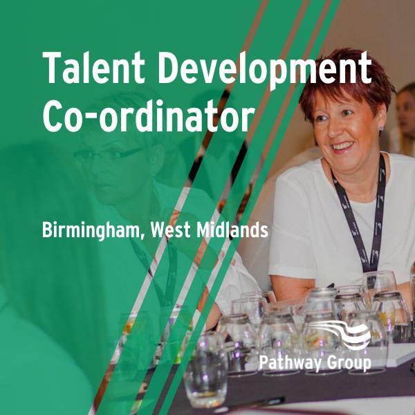 Talent Development Co-ordinator