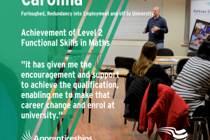 Carolina - Level 2 Functional Skills in Maths