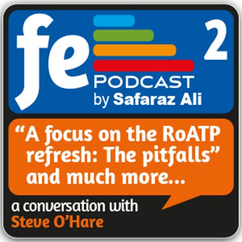 FE Podcast Steve O'Hare